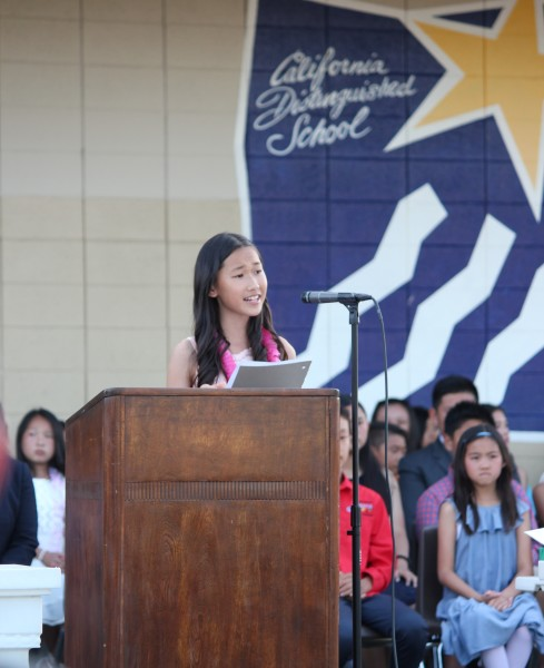 Selina Ho graduation speech 2017