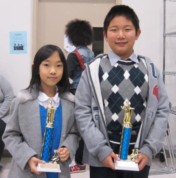 Eric Gao and Aileen Wan