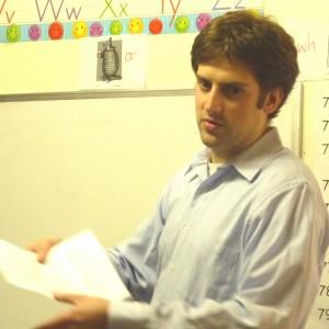 Scott Wheeler teaching 1