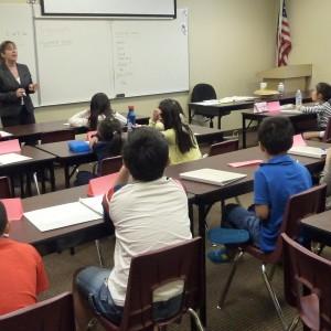 Irvine Speech & Debate 3rd-5th graders- Ms. O'Hara-2