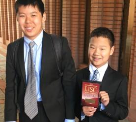 USC -Eric Lu Jacob Chon