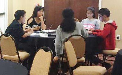 final-practice meeting