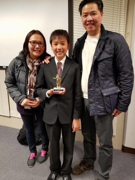 Nathan Chu and the parents (1)
