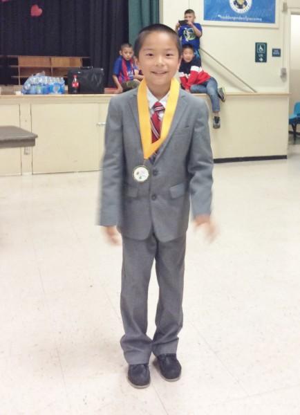 Zhian Xu-1st Place in Spar